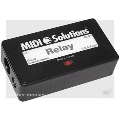 MIDI Relay