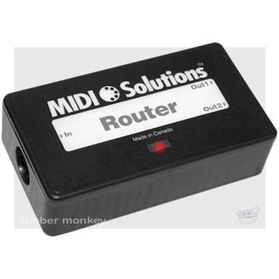 MIDI Router