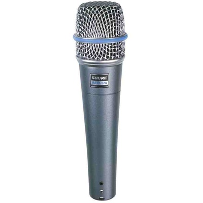Shure BETA 57 Dynamic Instrument Microphone