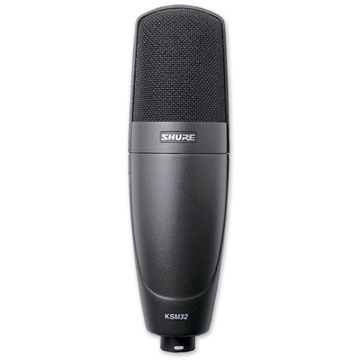 Shure KSM32 Studio Single Diaphragm Charcoal Grey