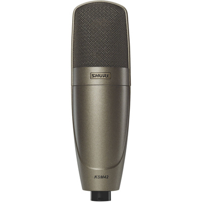 Shure KSM42 Side-Address Condenser Vocal Microphone