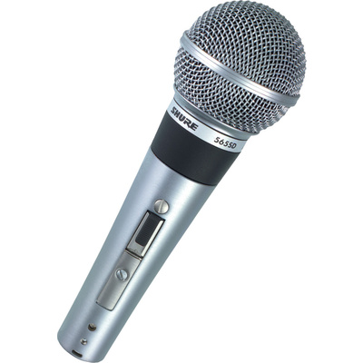 Shure 565SD-LC All-Purpose Dynamic Vocal Microphone