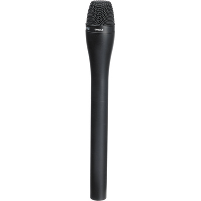 Shure SM63LB Omni-Directional Handheld Dynamic Microphone