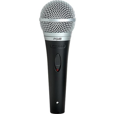 Shure PG48-QTR PG Vocal Microphone