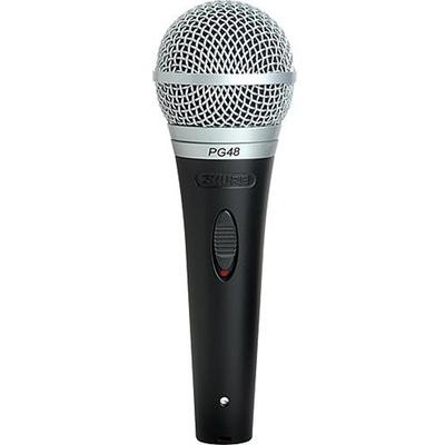 Shure PG48-XLR PG Vocal Microphone