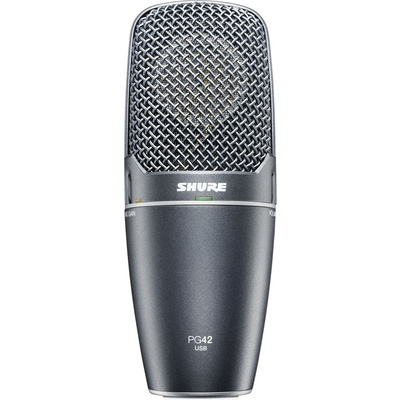 Shure PG42 PG Recording Cardioid Microphone