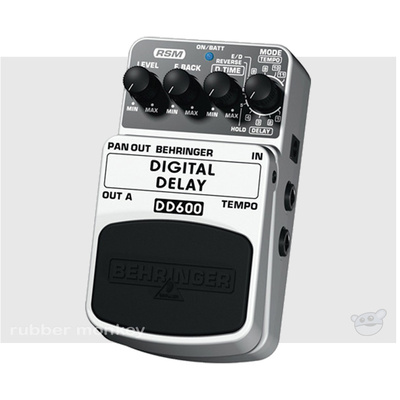 Behringer Digital Delay DD600 Effects Pedal
