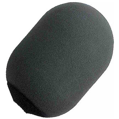 Shure A81WS Large Foam Windscreen for the Shure SM81 and SM57 Microphones