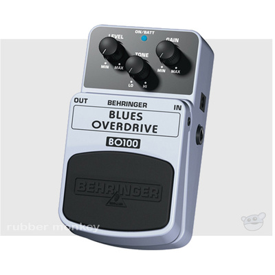 Behringer Blues Overdrive Effects Pedal