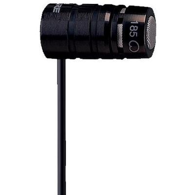 Shure MX185 Lavalier Cardioid Condenser Microphone