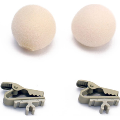 Shure Windscreen and Tie Clip for SM93/WL93