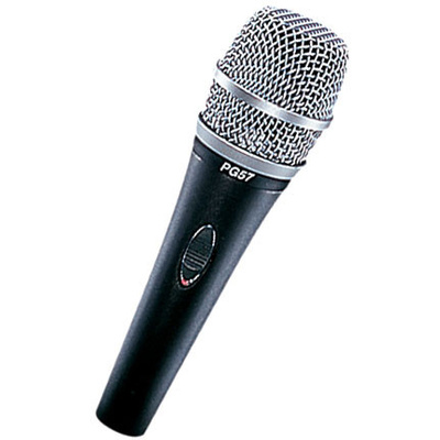 Shure PG57-XLR PG Instrument Dynamic Microphone