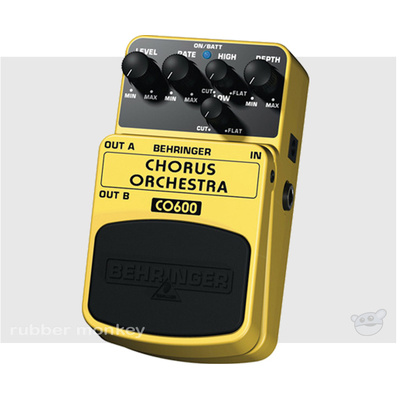 Behringer Chorus Orchestra CO600 Effects Pedal