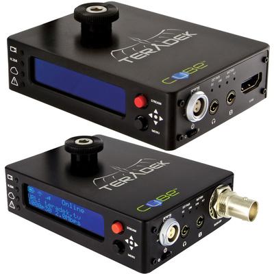 Teradek Cube 105/405 1-Channel HD-SDI Encoder/Decoder Pair