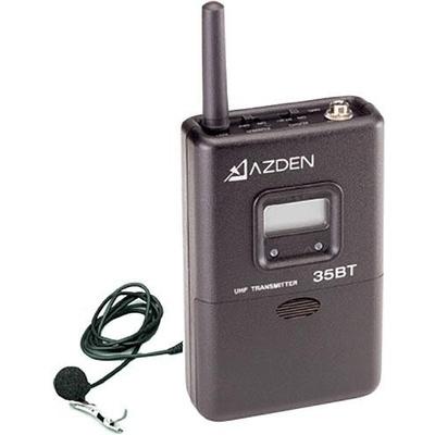 Azden 35BT 188-ch. UHF body pack transmitter