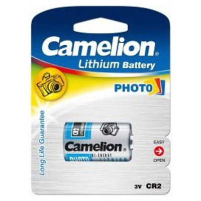 Camelion CR2 1PK Lithium Battery