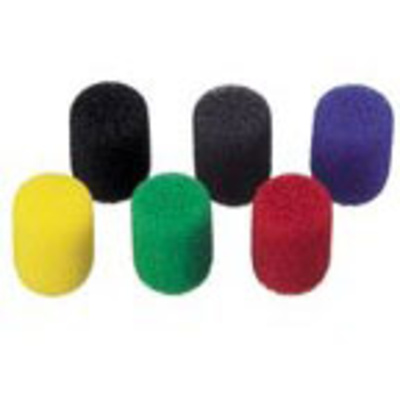 Sony ADC88 6-Piece Foam Windscreen Set (Colour Mix)