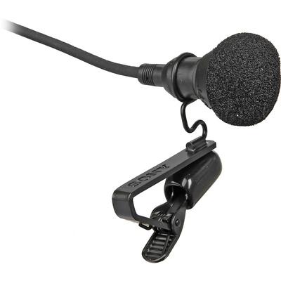 Sony ECM-44BPT - Omnidirectional Lavalier Mic