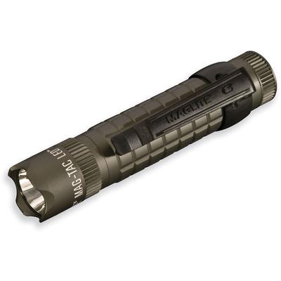 Maglite SG2LRB6 Mag-Tac LED Flashlight (Crowned Bezel, Foliage Green)