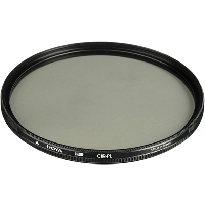 Hoya 77mm Circular Polarizing HD (High Density) Digital Glass Filter