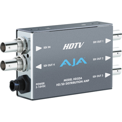 AJA HD5DA SDI distributor amplifier