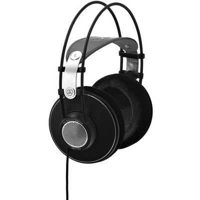 AKG K612 PRO Over-Ear Reference Studio Headphones