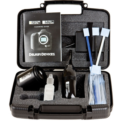 Delkin SensorScope 3 DSLR Cleaning Kit