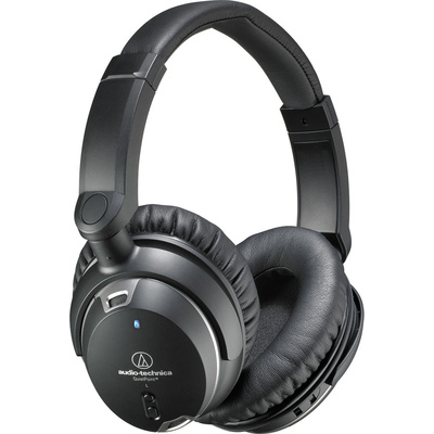Audio Technica ATH-ANC9 Active Headphones
