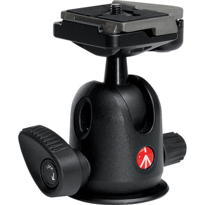 Manfrotto 496 RC2 - Compact ball head with RC2 Quick Release Plate