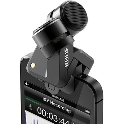 Rode iXY Stereo Microphone (Lightning Connector)
