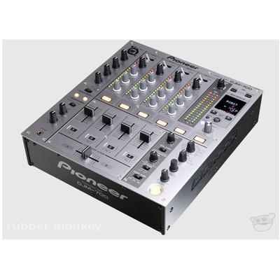 Pioneer DJM700S - Silver