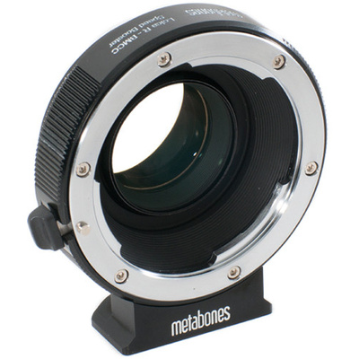 Metabones Leica R Lens to Blackmagic Cinema Camera Speed Booster