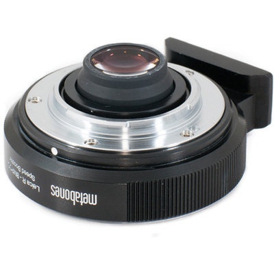 Metabones Leica R Lens to Blackmagic Pocket Cinema Camera Speed Booster