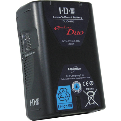 IDX Endura DUO 150 V-Mount Lithium-Ion Battery