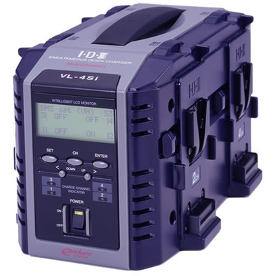 IDX VL-4SI Endura Lithium-Ion Battery Charger