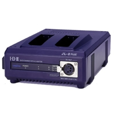 IDX JL-2PLUS 2-Channel Fast Charger