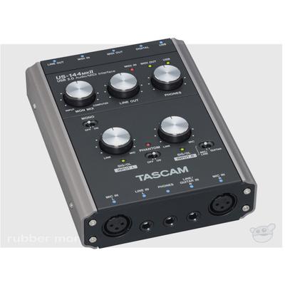 Tascam US144MK2 USB Audio Midi Interface