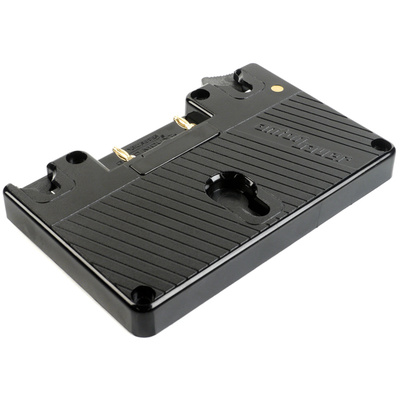 Small HD DP7 Anton Bauer Battery Bracket