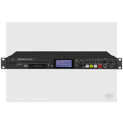Tascam SS Cd Stereo Audio Recorder