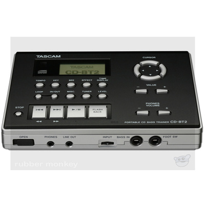 Tascam CD-BT2 Bass Trainer