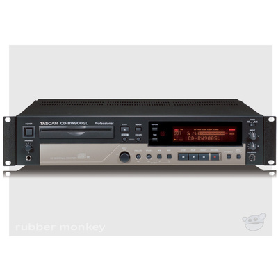 Tascam CDRW901SL CD Player and Recorder
