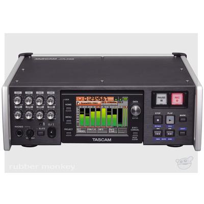Tascam HS-P82 Channel Audio Recorder