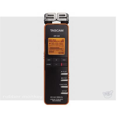 Tascam DR08 Portable Digital Recorder