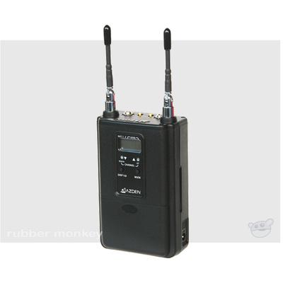 Azden 330UPR Next Gen receiver for Azden transmitters