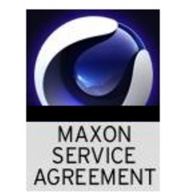 MAXON Service Agreement - License Server - 12 Months (Download)
