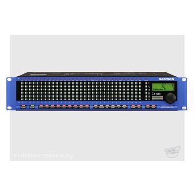 Samson D1500 Real Time Analyzer
