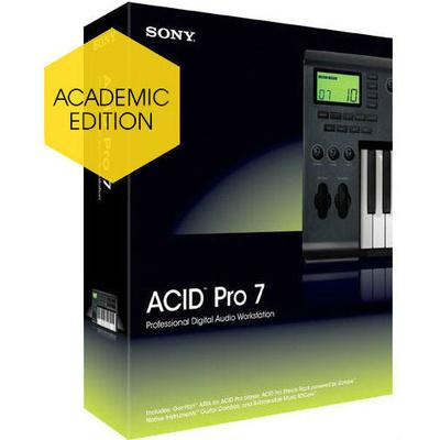 MAGIX Entertainment ACID Pro 7 - Academic (Download)