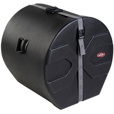 "SKB D1822 Bass Drum Case 18 x 22"" (Black)"