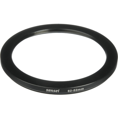 Sensei 62-52mm Step-Down Ring