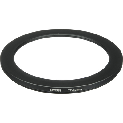 Sensei 77-62mm Step-Down Ring